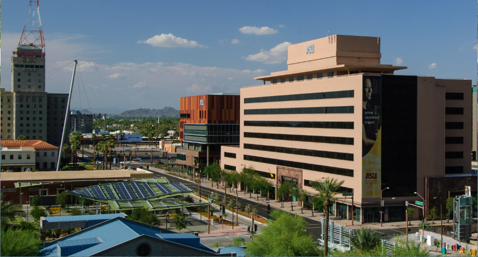 ASU downtown campus