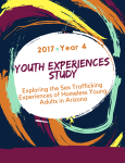 2017 Youth Experiences Survey Report Cover