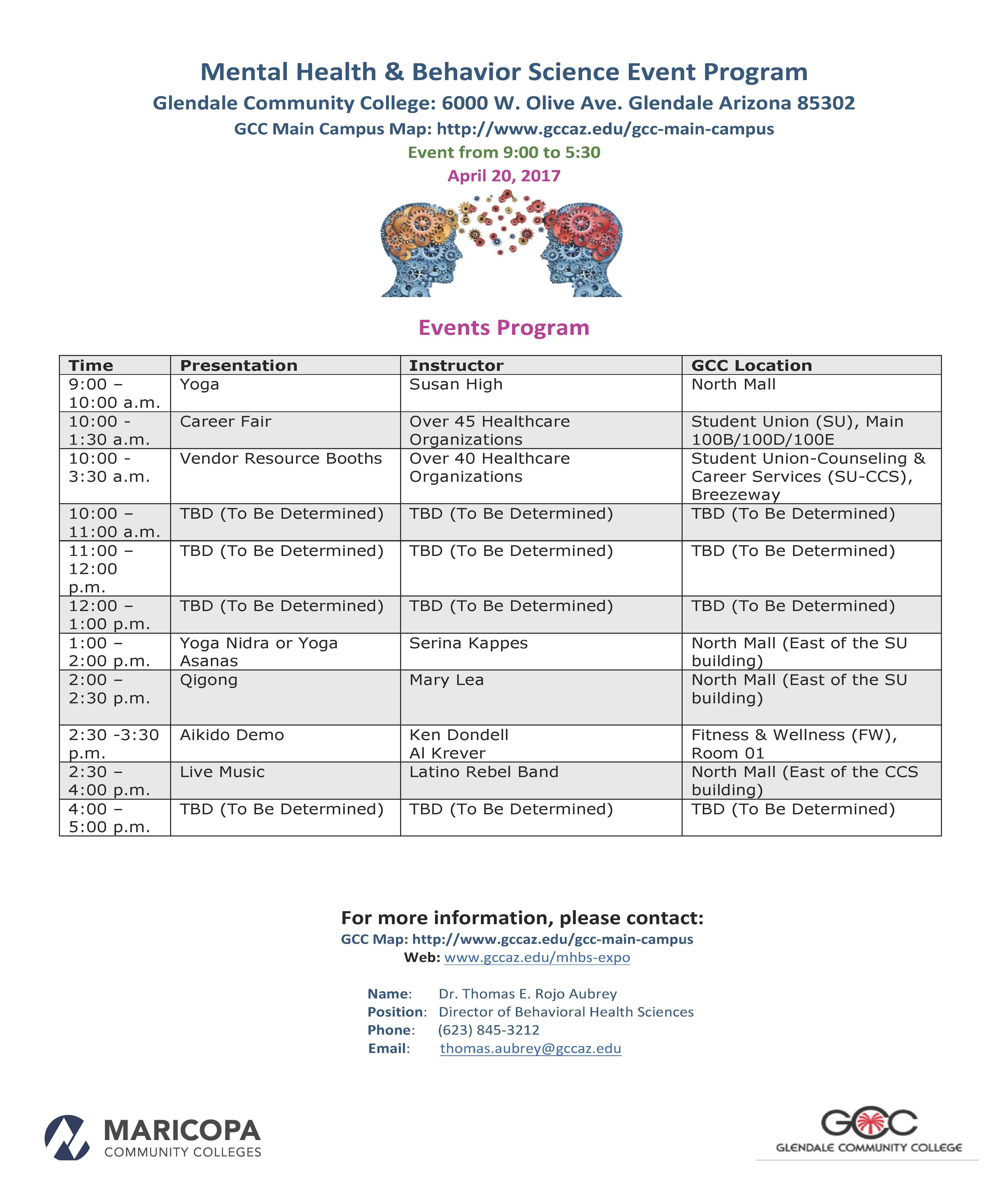 mental health behavior science event program school of social work