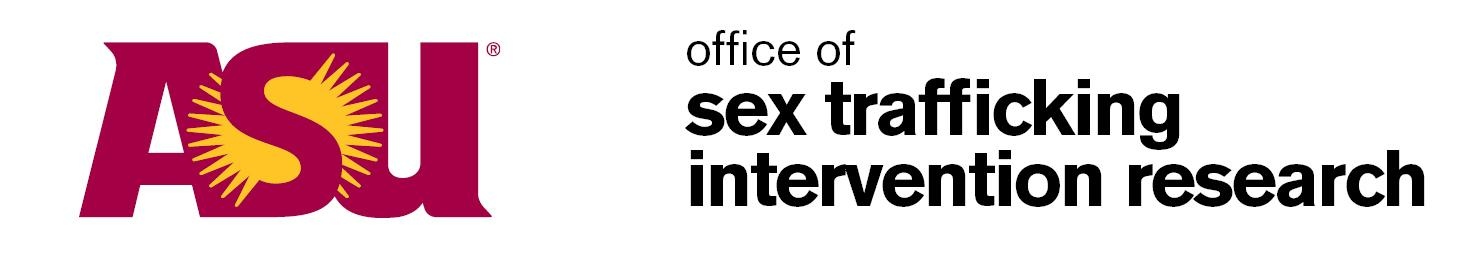 ASU Sex Trafficking Intervention Research logo